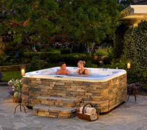 hot springs grandee hot tub review. Black Bedroom Furniture Sets. Home Design Ideas